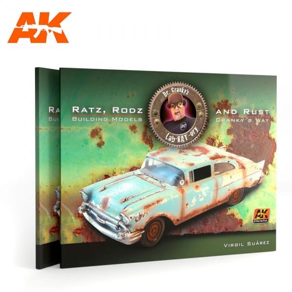 AK-Interactive: RATZ, RODZ AND RUST