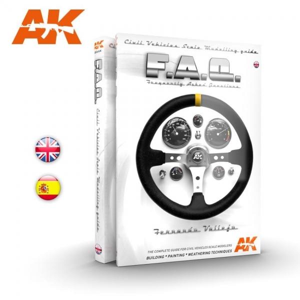 AK-Interactive: F.A.Q. - CIVIL VEHICLES SCALE MODELLING