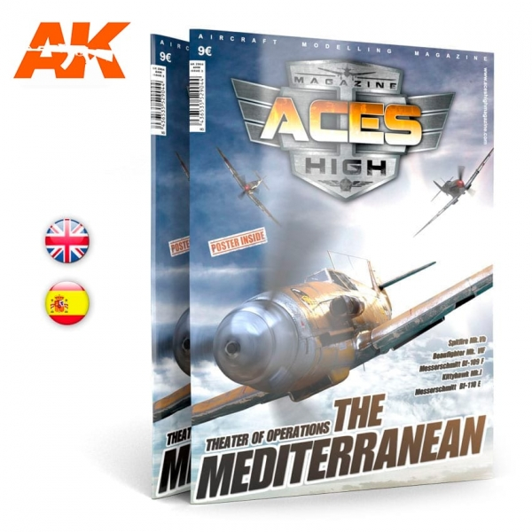 AK-Interactive: Aces High Magazine Issue 04 - THE MEDITERRANEAN