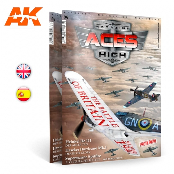 AK-Interactive: Aces High Magazine Issue 06 - THE BATTLE OF BRITAIN