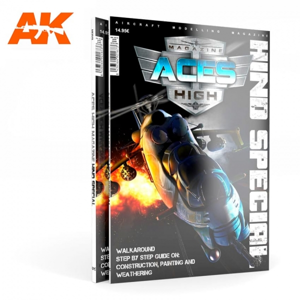 AK-Interactive: Aces High Magazine - HIND SPECIAL