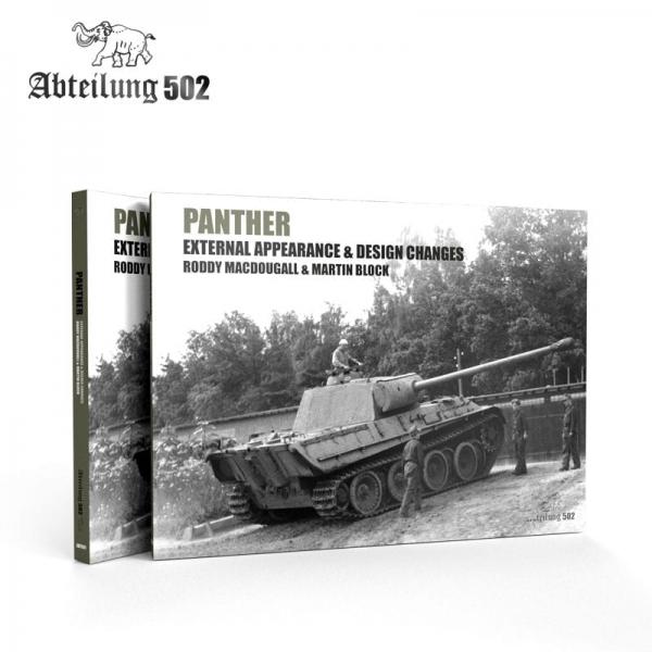 Abteilung 502: PANTHER EXTERNAL APPEARANCE & DESIGN CHANGES