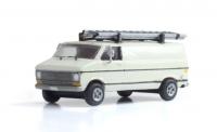 Woodland Scenics HO Modern Era Vehicles: Work Van