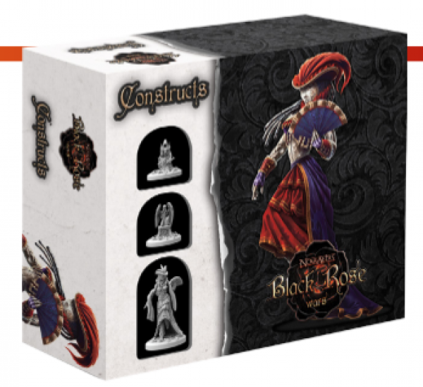 Black Rose Wars: Summonings - Constructs Expansion