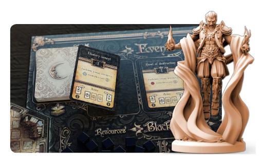Black Rose Wars (Core Game)