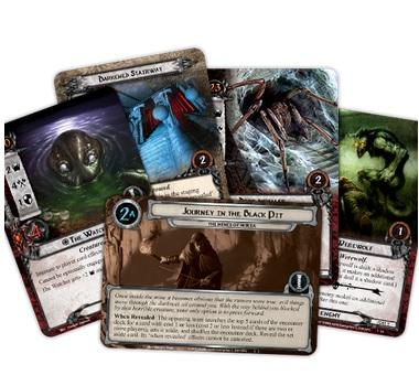 Lord of the Rings LCG: The Mines of Moria