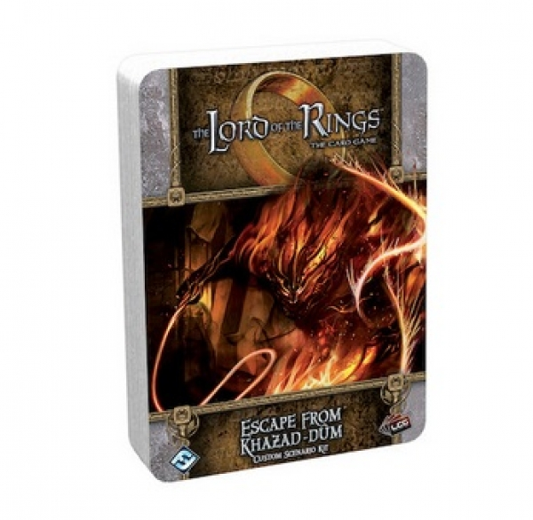 Lord of the Rings LCG: Escape from Khazad-dûm Custom Scenario Kit