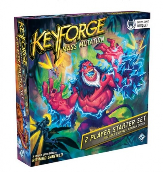 KeyForge: Mass Mutation Two-Player Starter Set