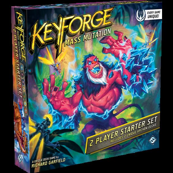 KeyForge: Mass Mutation Two-Player Starter Set