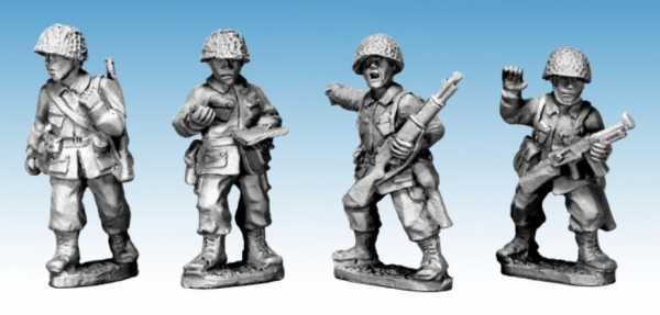 Crusader Miniatures: US Airborne Command (4)