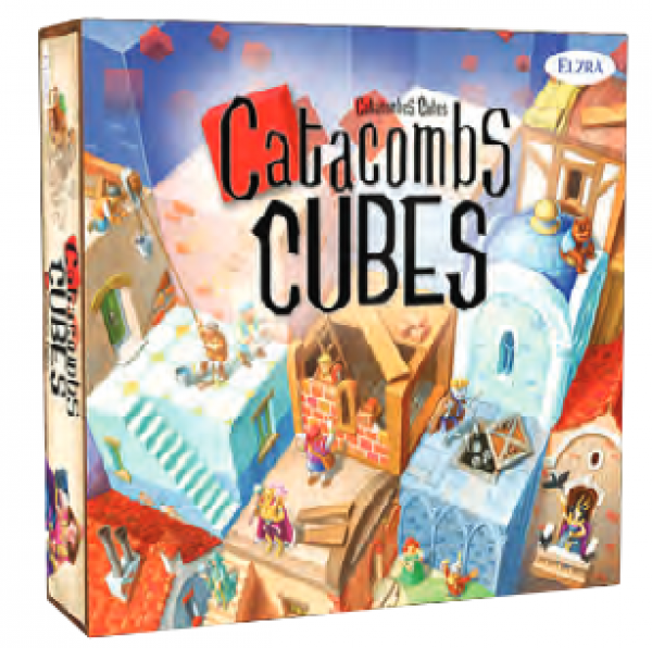 Catacombs Cubes: Core Game