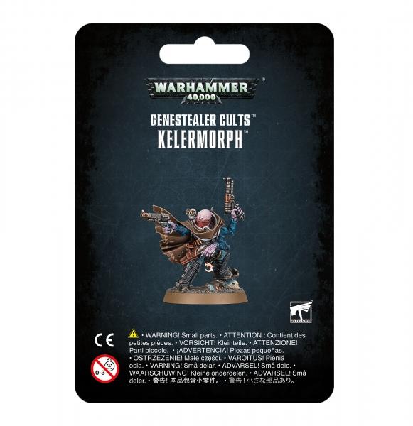 Warhammer 40K: Genestealer Cults, Kelermorph