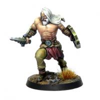 28mm Fantasy: Barbarian (1) (32mm)