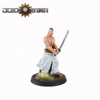 28mm Fantasy: Monk (1) (32mm)