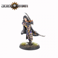 28mm Fantasy: Dark Elf (1) (32mm)