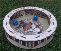 Colosseum Dice Tray
