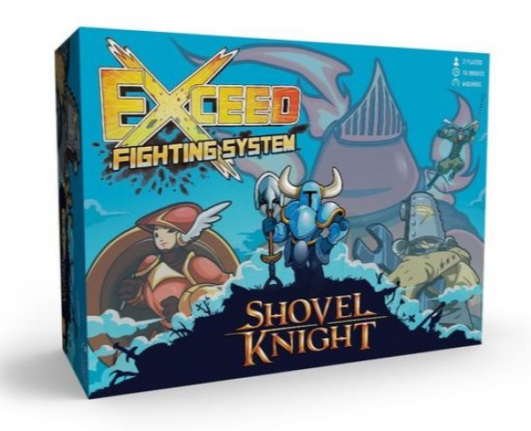 Exceed Fighting System: Shovel Knight - Hope Box