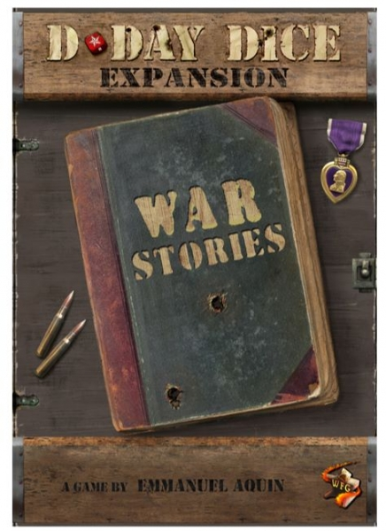 D-Day Dice: War Stories (D-Day Dice Exp.)