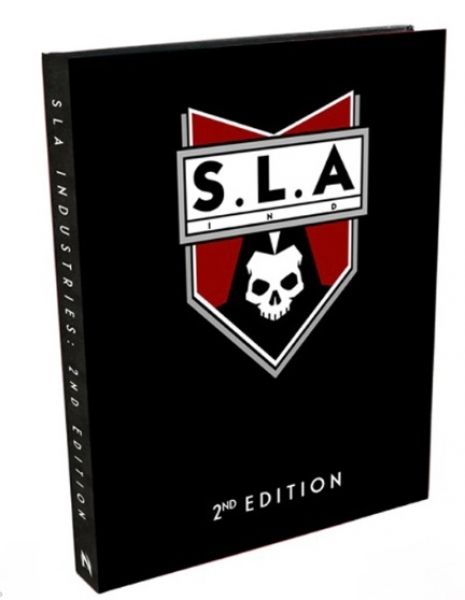 SLA Industries RPG (Core Rules) Special Limited Edition