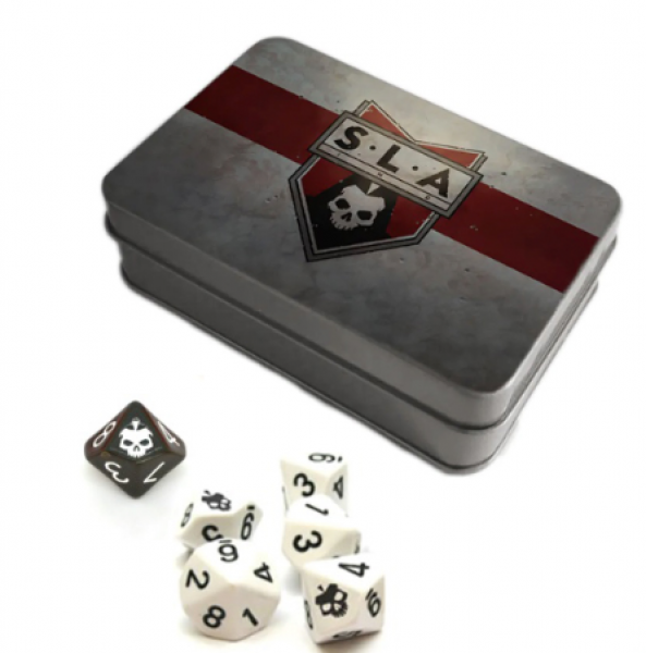 SLA Industries RPG: Dice Set Limited Edition (Second Edition)