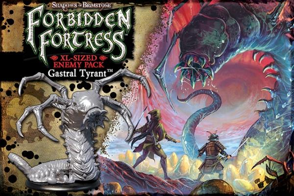 Shadows Of Brimstone: Gastral Tyrant XL Enemy Pack