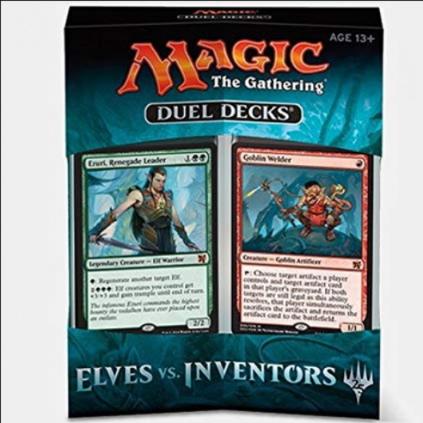 Magic CCG: Duel Decks - Elves vs. Inventors Pack (1)