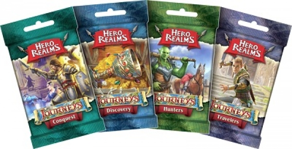 Hero Realms Journeys: Conquest Pack (1)