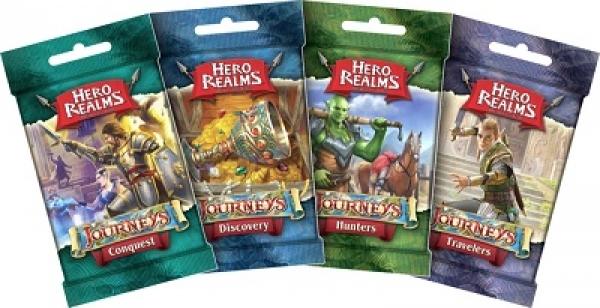 Hero Realms Journeys: Hunters Pack (1)