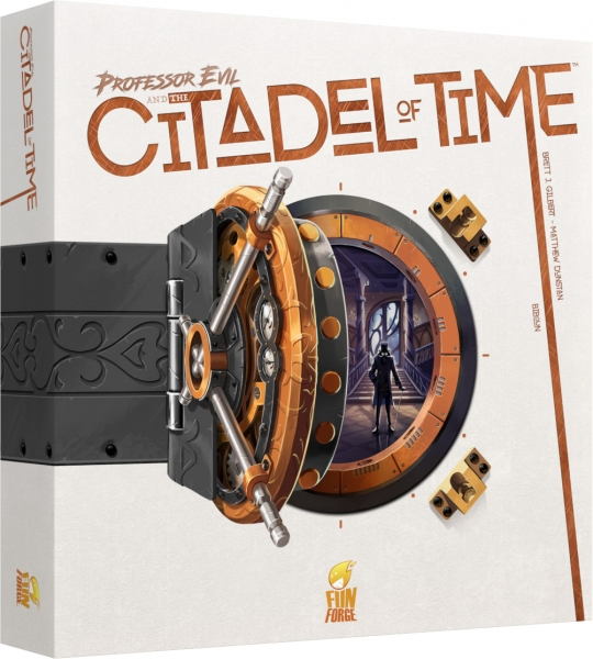 Professor Evil and the Citadel of Time: Core Game