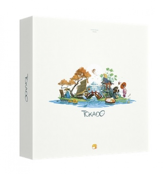 Tokaido: Core Game