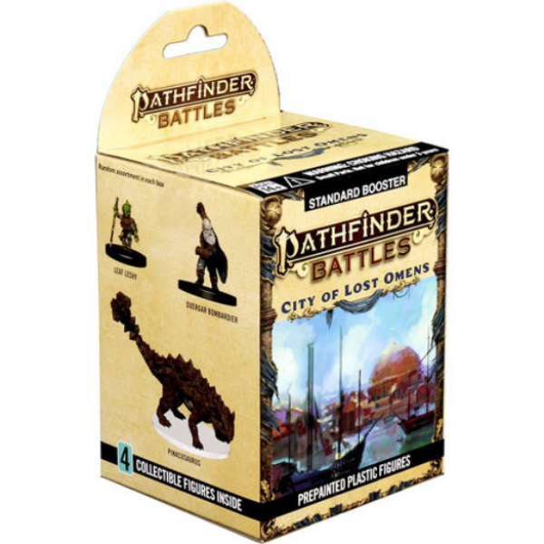 Pathfinder Battles: City of Lost Omens Booster Pack (1)