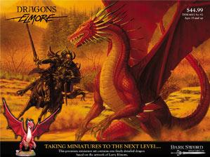 Elmore Dragons: Set #2 ''Crimson Dawn''