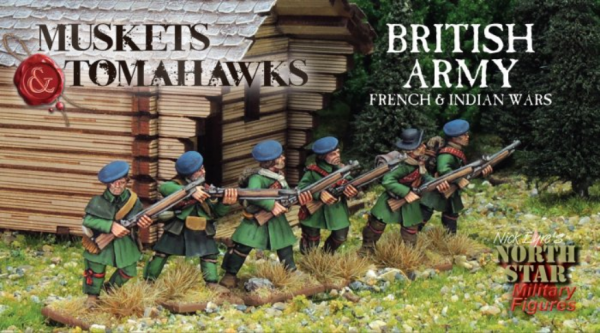 Muskets & Tomahawks: British Army - French & Indian Wars
