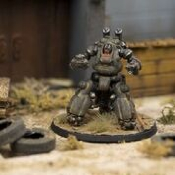 Fallout: Wasteland Warfare - Sentry Bot