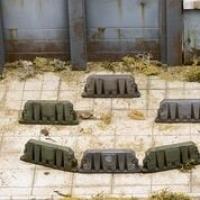 Fallout: Wasteland Warfare - Military Barricades