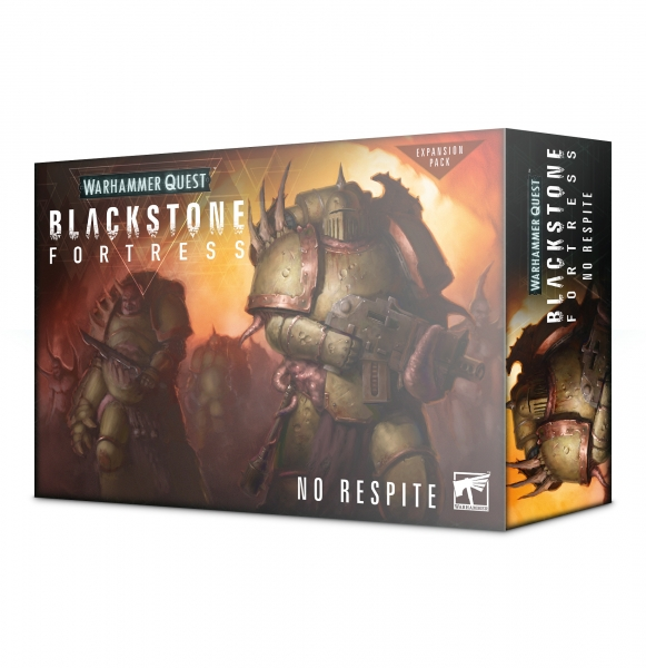 Warhammer Quest: Blackstone Fortress - No Respite