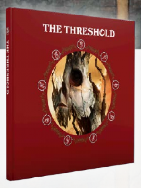 Invisible Sun RPG: The Threshold