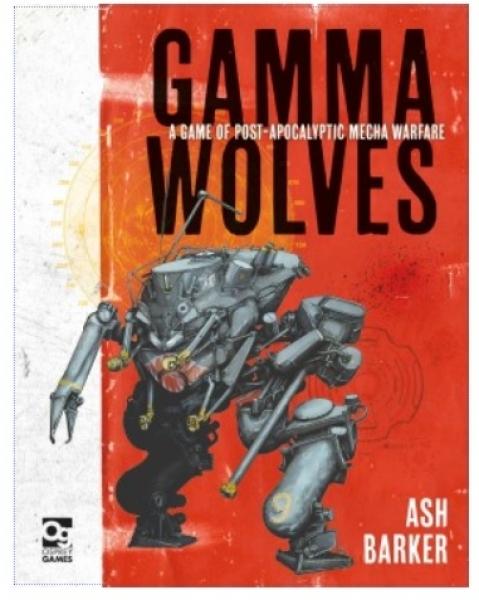 [Osprey Games] Gamma Wolves (HC)