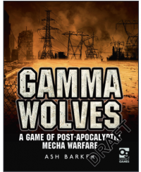 [Osprey Games] Gamma Wolves