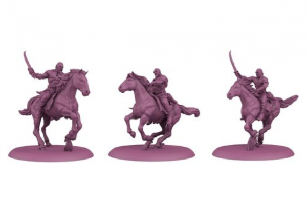 A Song of Ice & Fire: Tabletop Miniatures Game - Dothraki Screamers Unit Box