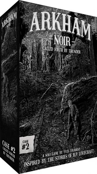 Arkham Noir: Case #2 - Called Forth by Thunder