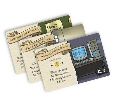 Munchkin Dungeon: Side Quest Expansion