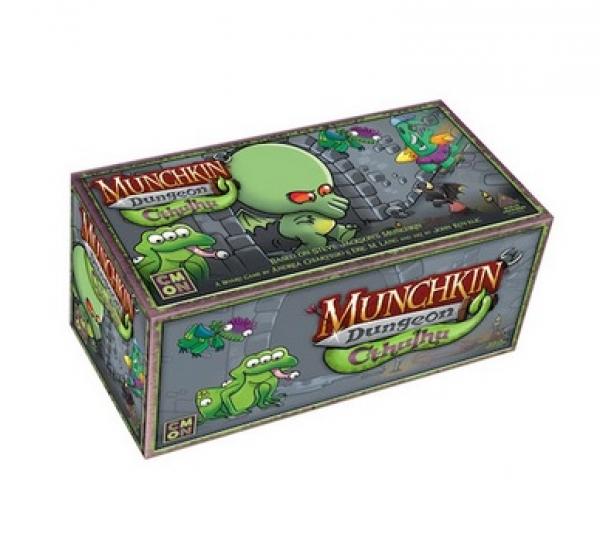 Munchkin Dungeon: Cthulhu Expansion