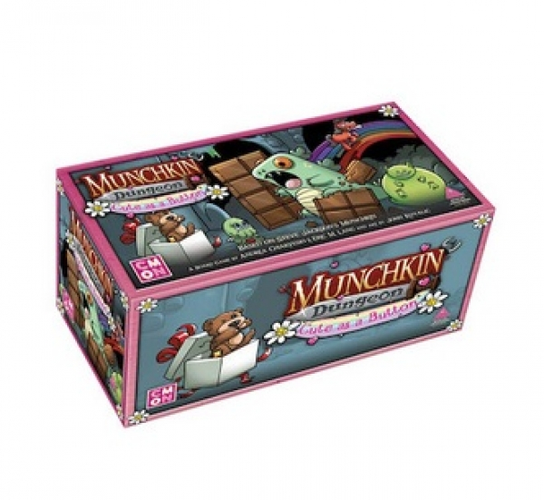 Munchkin Dungeon: Cute as a Button Expansion