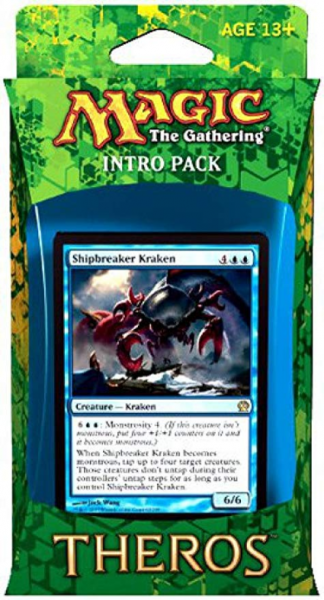 Magic CCG: Theros Intro Pack (1)
