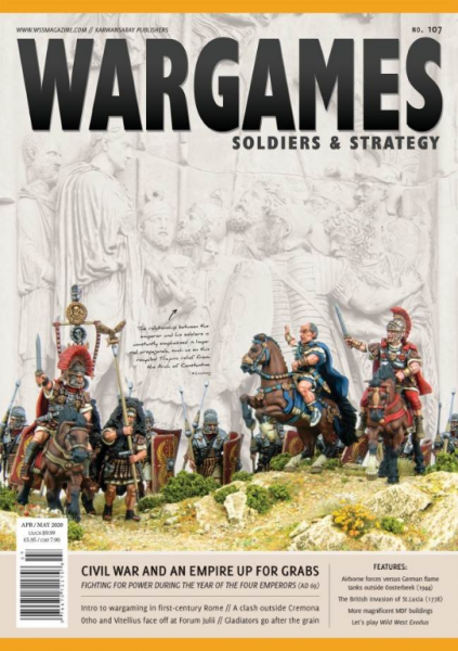 Wargames, Soldiers & Strategy Magazine: Issue #107
