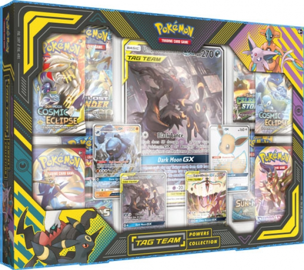Pokemon CCG: TAG TEAM Powers Collection