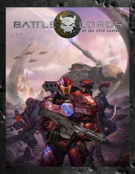 Battlelords of the 23rd Century RPG (Core Rules)