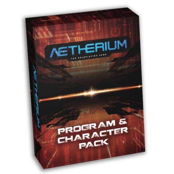 Aetherium RPG: Program & Character Deck