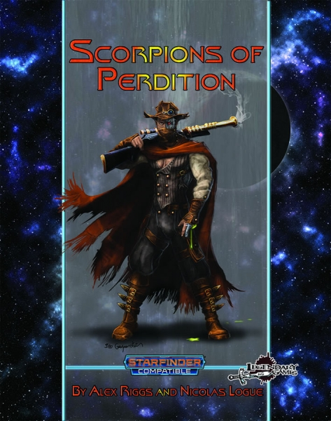 Starfinder RPG: Scorpions of Perdition